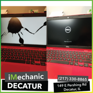 Decatur screen repair