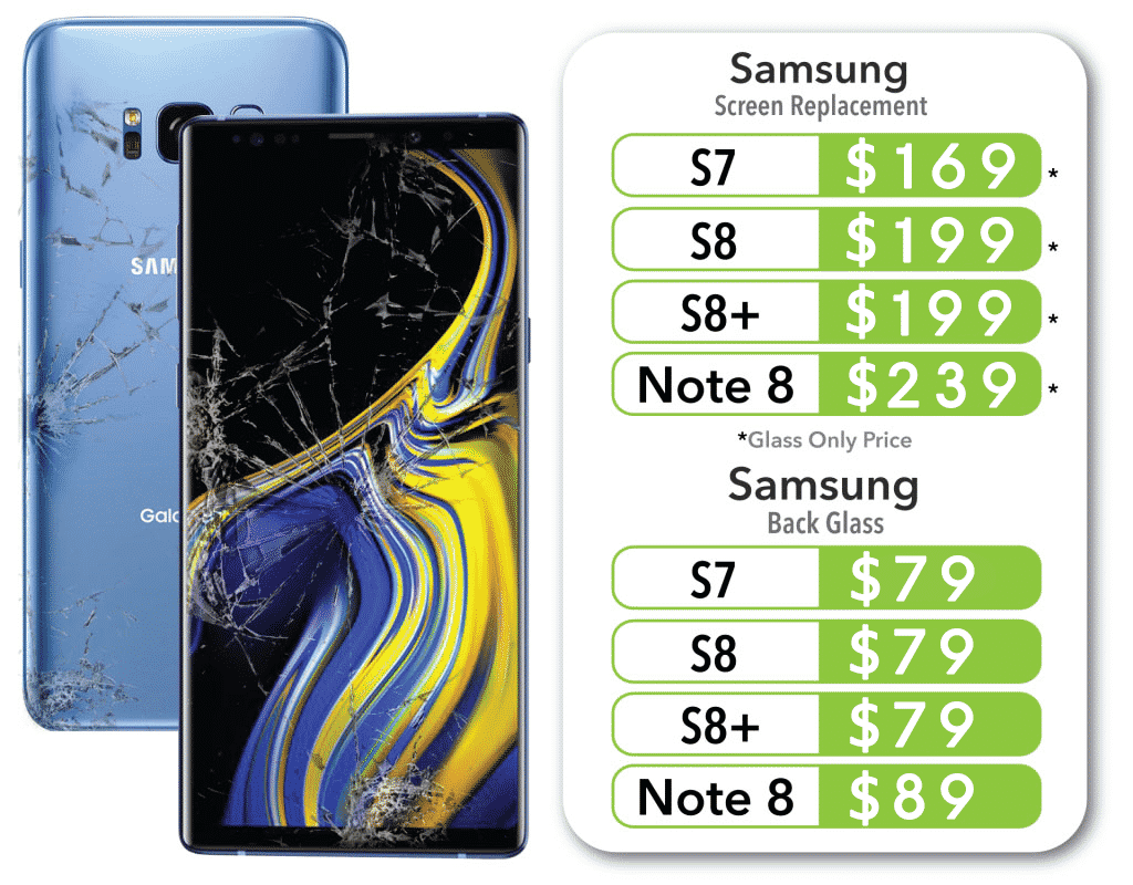 iMechanic Samsung Pricing