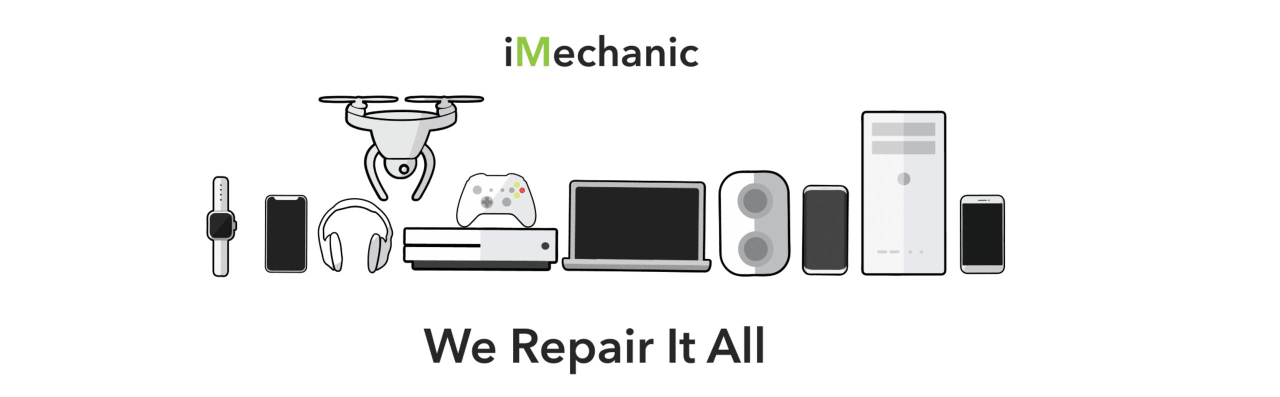 iMechanic we repair it all