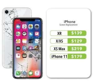 iPhone Repair Pricing Near Me