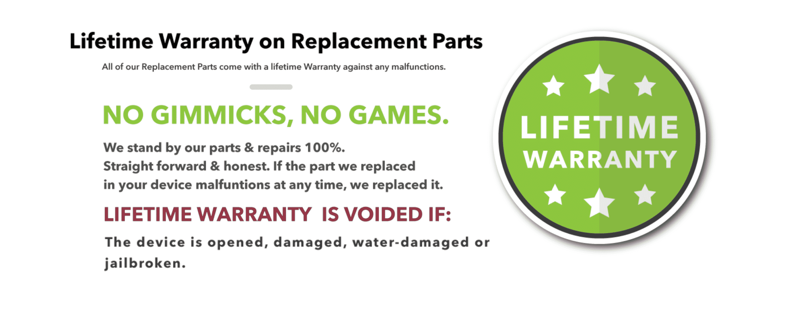 iMechanic - We Repair it All | Same Day Phone Repair & Lifetime Warranty